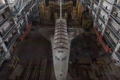[VÍDEO] Graban naves espaciales soviéticas en Baikonur