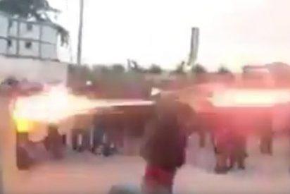 [VÍDEO] ¡OJO! Esta es la nueva y peligrosa arma de la oposición venezolana