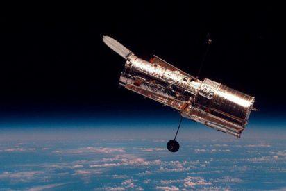 La NASA capta inquietantes imágenes de 'la galaxia oculta'