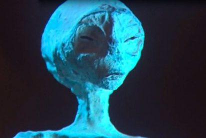 [VÍDEO] Investigador presenta 'pruebas' de vida alienígena en la Tierra