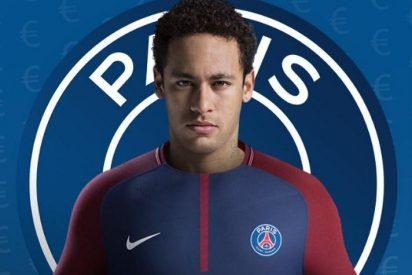 Neymar acepta la oferta del PSG
