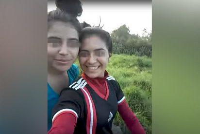 [VÍDEO] Dos hermanas son aplastadas por un tractor tras hacerse un selfi