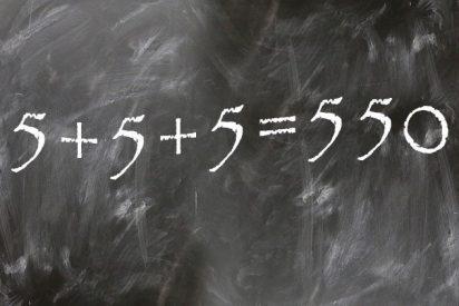 ¿Serás tú uno de los pocos capaces de resolver este acertijo matemático?