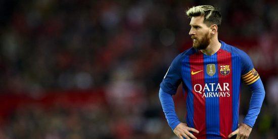 La primera bronca de Messi con Valverde antes del primer entrenamiento