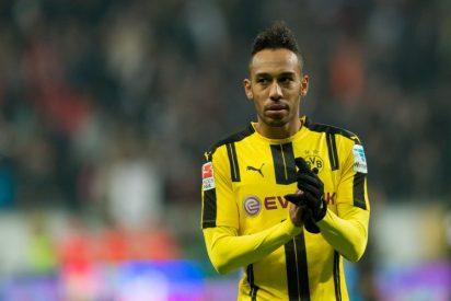 Los delanteros que baraja el Dortmund para cubrir la baja de Aubamenyang (a uno ni te lo esperas)