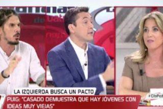 La diputada andaluza del PP que da donde más le duele al podemita de las rastas y de paso a Javier Ruiz