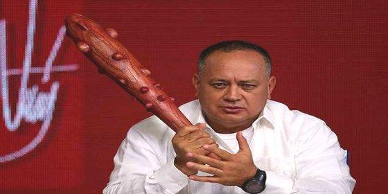 Así nos toma el pelo Diosdado Cabello tras la sarta de tortas a los diputados venezolanos