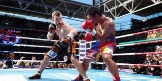 El joven australiano Horn destrona al 'invencible' Pacquiao