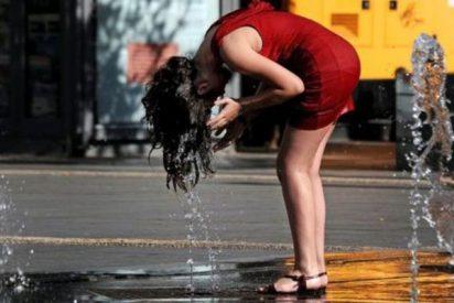 España al horno: 46,8 grados en Córdoba, 45,7 en Granada y más de 40 en otros lados