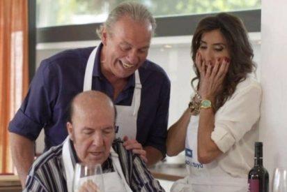 Paz Padilla se va de la lengua y deja 'quemado' a Bertín Osborne