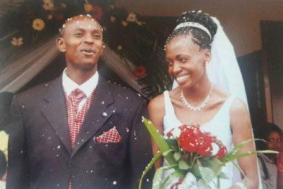 """Terry Gobanga: """"Me violaron en grupo el día de mi boda"""""""