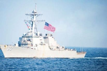 ¿Por qué EEUU asegura que sus barcos de guerra pueden navegar por aguas de cualquier país?