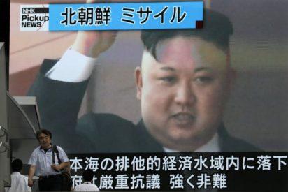 """Corea de Norte ha lanzado """"con éxito"""" un misil balístico intercontinental"""