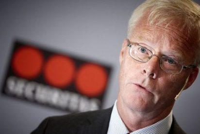 Alf Göransson, el CEO de Securitas, cayó en bancarrota cuando le robaron la identidad