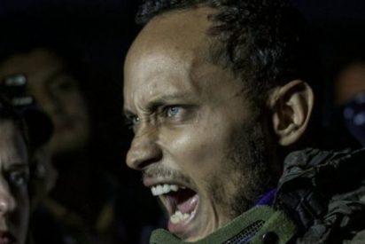 El piloto que atacó el Tribunal Supremo de Venezuela reaparece