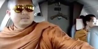 La terrible crisis del budismo en Tailandia se traduce en lujos, riquezas y sexo
