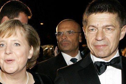Cómo es Joachim Sauer, el enigmático marido de la canciller Angela Merkel