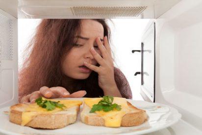 Los 5 alimentos que no debes calentar jamás en el microondas