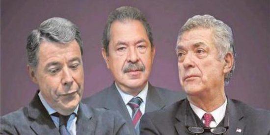 En el apaño de la Univeridad del Deporte estaban todos: Villar, González, Cortés Elvira...