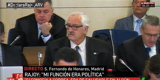 El abogado que interroga a Rajoy...¡es padre de un podemita imputado!