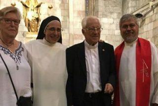 """""""En el Hogar de Nazaret también estaban muy presentes Joaquín y Ana"""""""