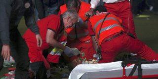 El terrible vídeo de la caída mortal del acróbata Pedro Aunión Monroy en 'Mad Cool'