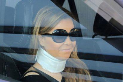 María José Campanario es víctima de ese monstruo paralizante que es la depresión