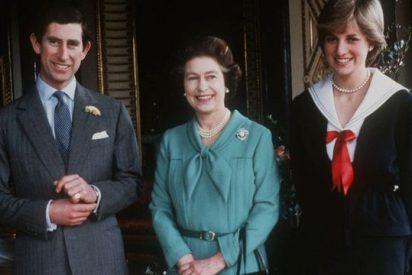 El vídeo que cuenta las intimidades de Lady Di y que hace temblar a la reina Isabel II