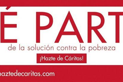 Sé parte de la solución contra la pobreza. ¡Hazte de Cáritas!