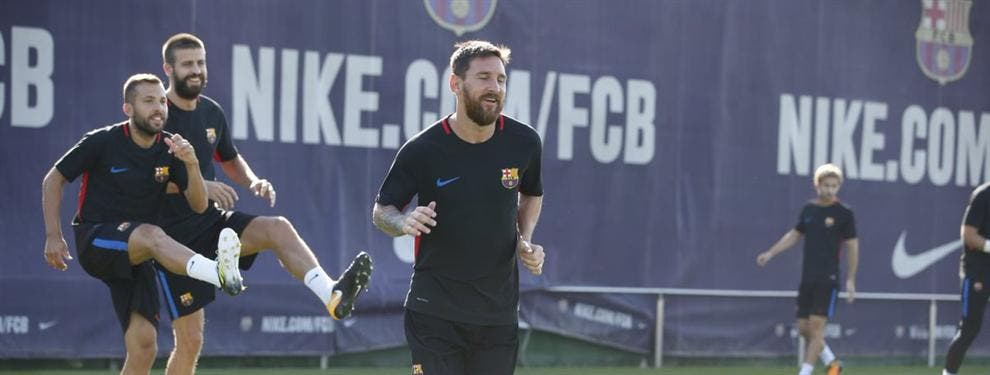 Algo no va entre Messi y Valverde: los primeros avisos en el Barça