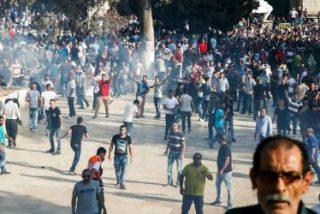 Israel vuelve a restringir el acceso de musulmanes a la Explanada de las Mezquitas