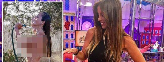 El desnudo integral de Anabel Pantoja para sus 400.000 seguidores