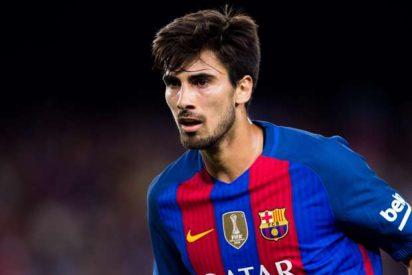 ¡Un equipo ofrece 45 millones de euros al Barça por André Gomes!