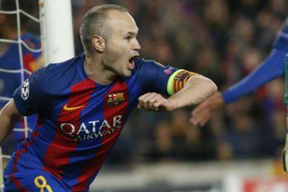 Iniesta planta cara a Valverde: el lío que remueve el Barça