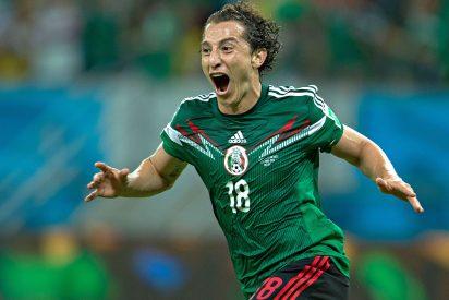Andrés Guardado prefiere al Betis sobre la MLS