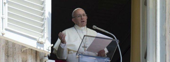 """Francisco: """"No a la trata de personas, una plaga aberrante y criminal"""""""