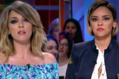 Anna Simón machaca públicamente y en directo a Chenoa
