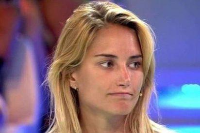Alba Carrillo se diculpa con Jorge Javier Vázquez tras el desplante