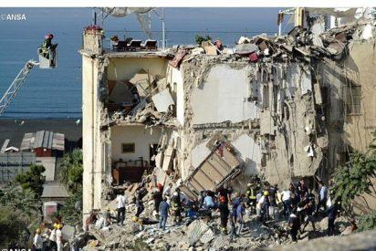 """""""Profundo pesar"""" del Papa por el derrumbe de un edificio en Italia"""