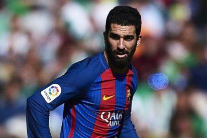 Arda Turan se carga un fichaje del Barça con sus aires de estrella