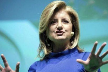 Arianna Huffington emerge como la nueva cara pública de Uber