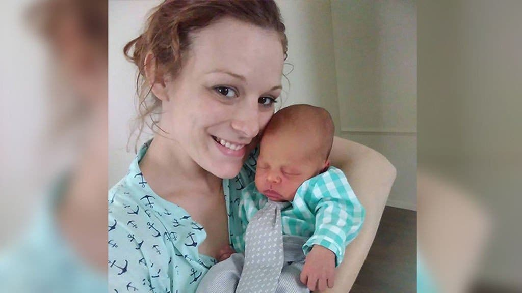 El bebé que ha muerto después de que su madre se durmiera dándole el pecho