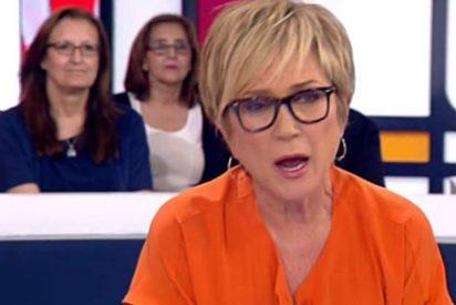 Patinazo de Inés Ballester que anuncia la muerte de Marujita Díaz en vez de Paquita Rico