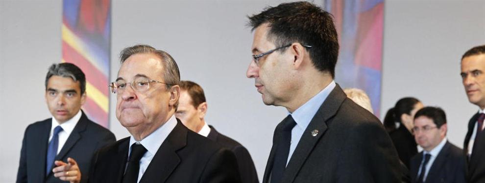 Barça y Real Madrid se pelean por un central que ni te imaginas