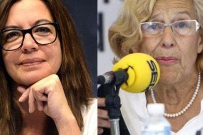 Carmena aprovecha la amable entrevista de Ángels Barceló en la SER para echarle todas las culpas de la polémica al PP