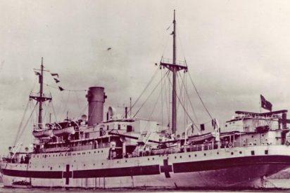 Encuentran el SS Minden de Hitler hundido cerca de Islandia con un gran tesoro