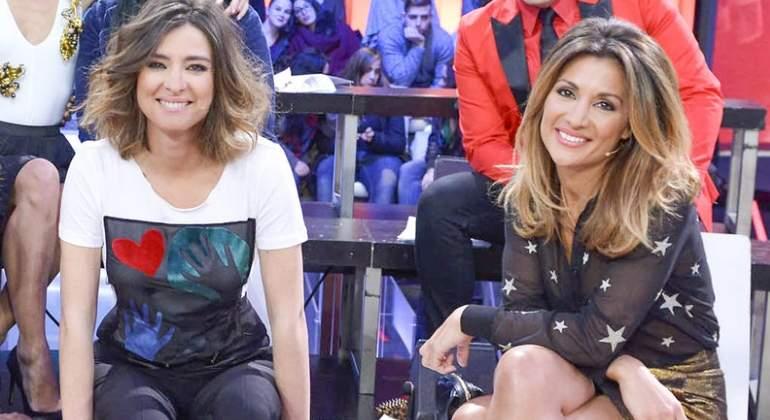 Sandra Barneda y Nagore Robles muy románticas en la red