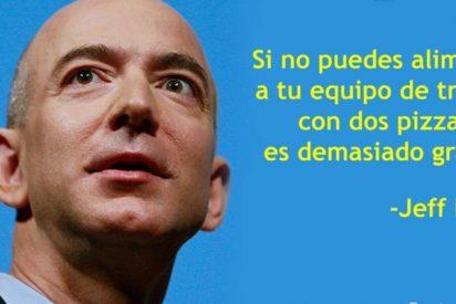 Las 6 cosas que tal vez no sabías de Jeff Bezos, el fundador de Amazon