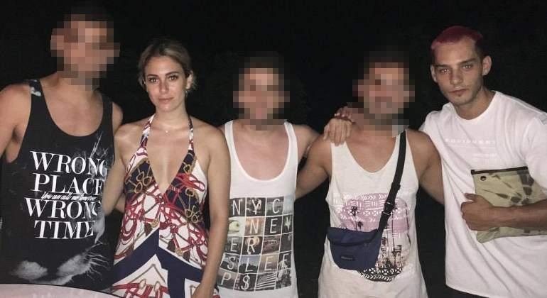 """Blanca Suárez """"pillada"""" con Joel Bosqued en Tailandia"""
