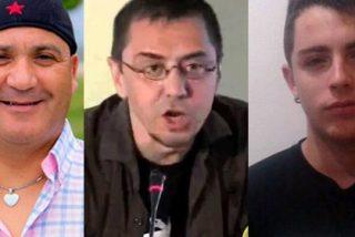 'Alfon' y Bódalo, los héroes de los miserables que cobraban de Chávez y elogian a la ETA